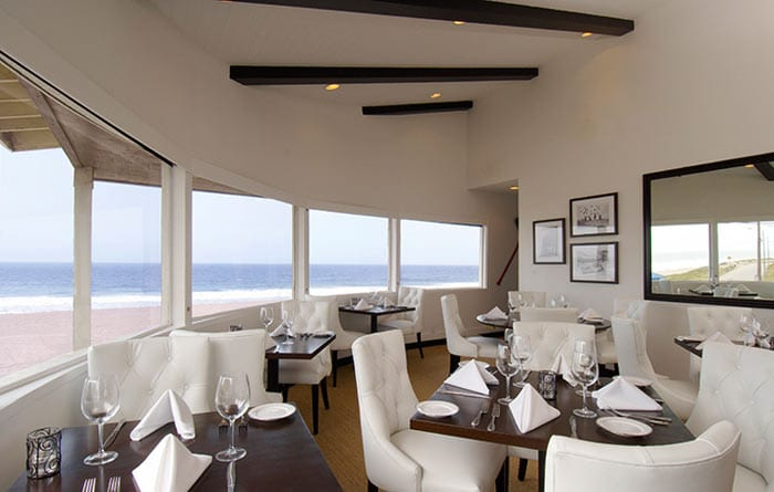 Restaurante The Sunset Restaurant em Malibu