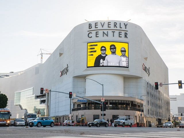 Beverly Center em Los Angeles