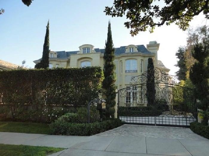 Ponto turístico Casa dos Artistas Tour em Beverly Hills