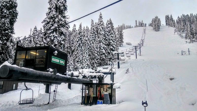Quantidade de dias para ficar em Big Bear Mountain