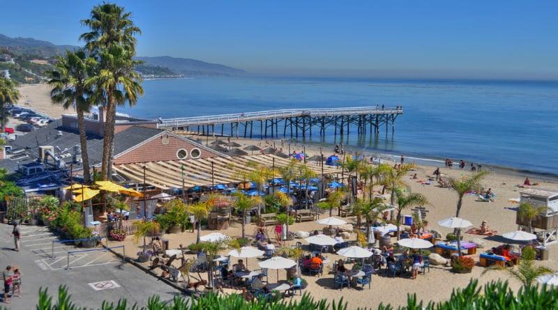 Quantidade de dias para ficar em Malibu