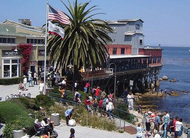 Quantos dias ficar em Monterey