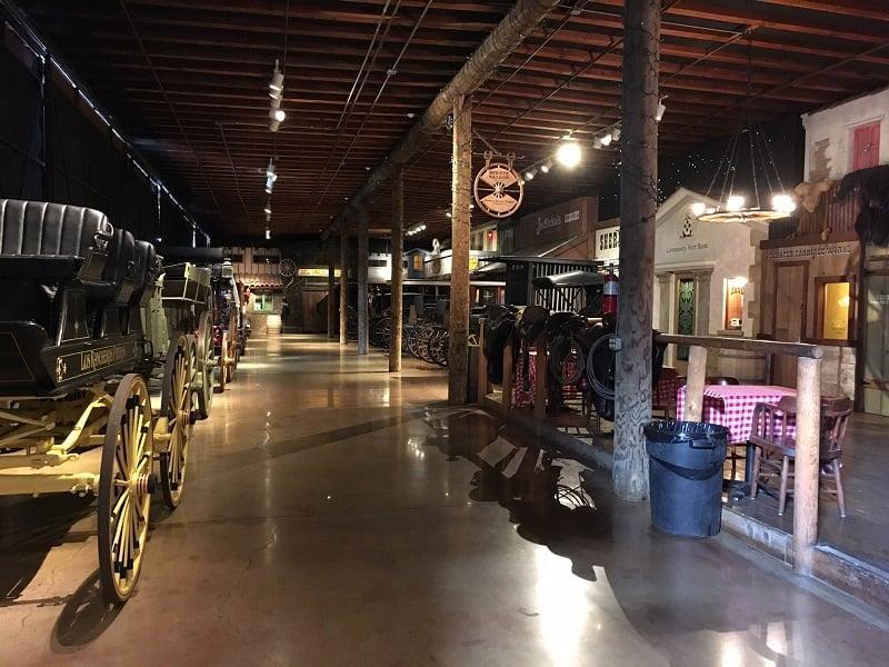 Carriage Museum em Santa Bárbara