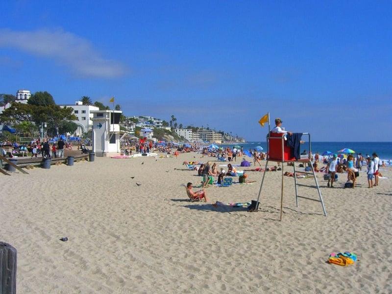 O que fazer com criança em Laguna Beach