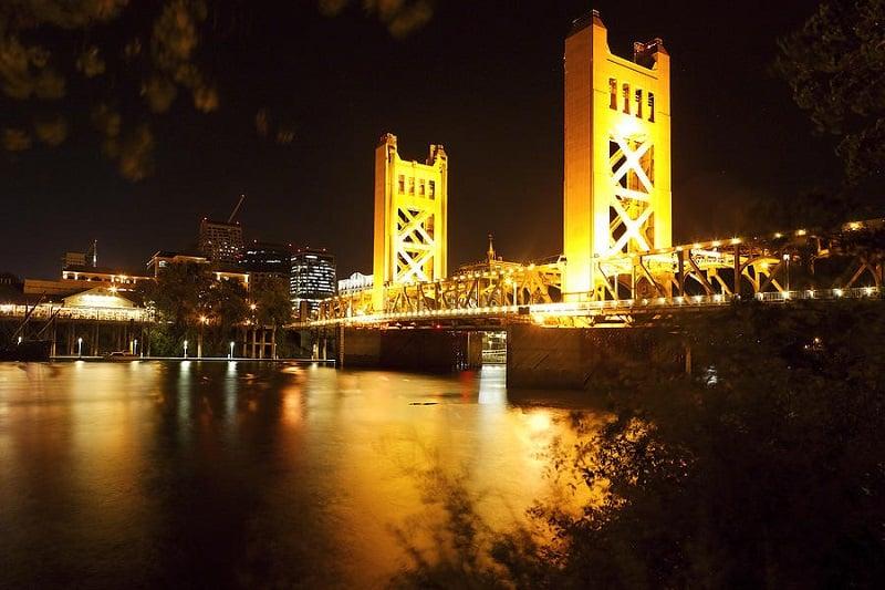 O que fazer a noite em Sacramento