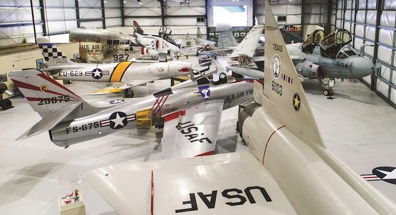 Palm Springs Air Museum em Palm Springs