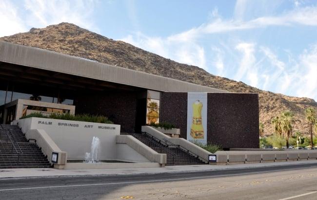 Palm Springs Art Museum em Palm Springs