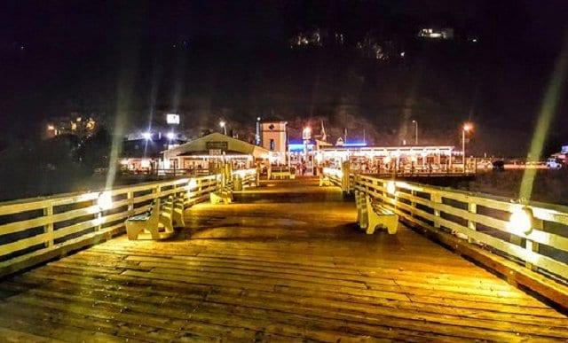 Pontos turísticos em Malibu