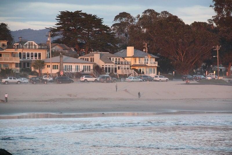 Ir com criança nas praias em Santa Cruz