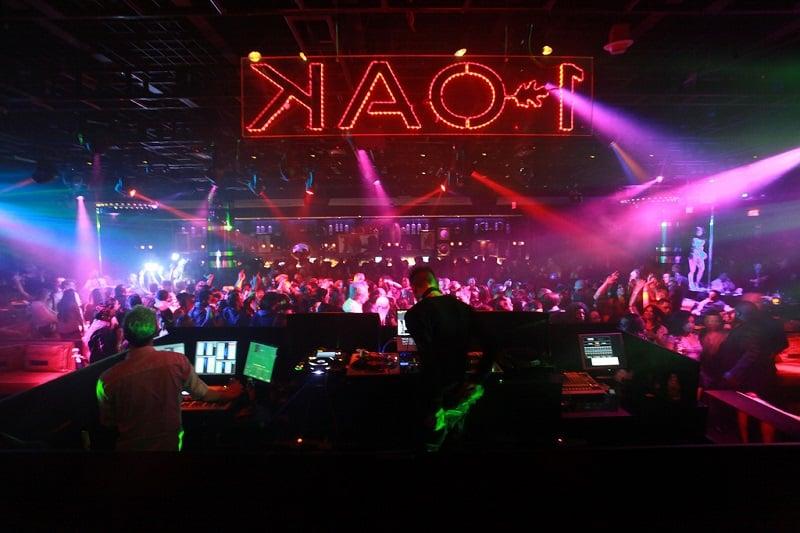 Balada 1OAK em Las Vegas