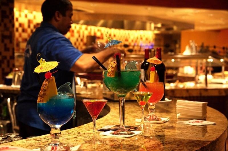 Melhores bares em Las Vegas