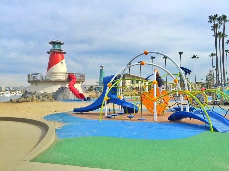 O que fazer com criança em Newport Beach