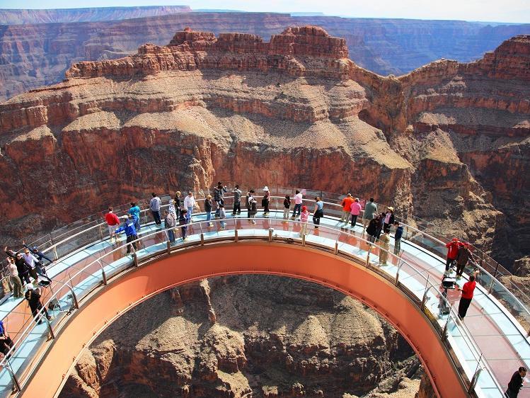 Visitar o Grand Canyon em Las Vegas