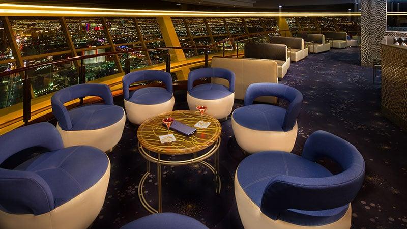 Bar Level 107 em Las Vegas