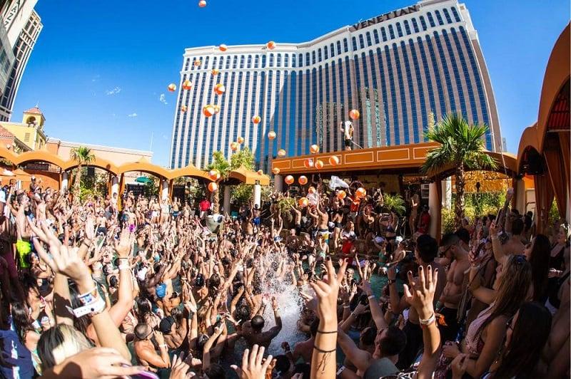 Melhores baladas em Las Vegas