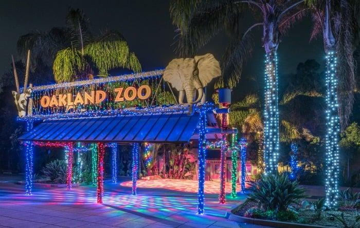 Oakland Zoo para ir com crianças em Oakland