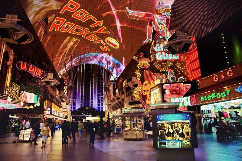 Passear em Old Las Vegas em Las Vegas