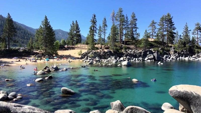 Praias com criança em South Lake Tahoe