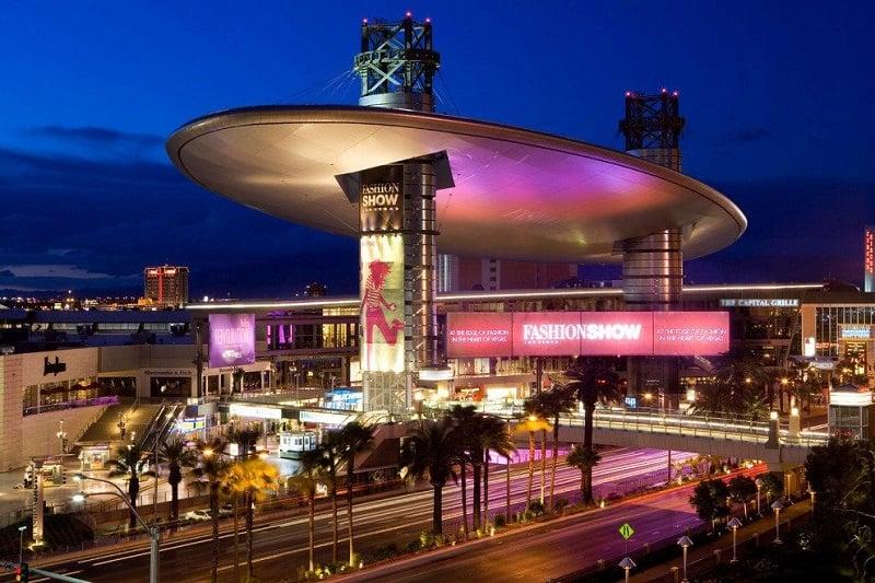 Fazer compras em Las Vegas