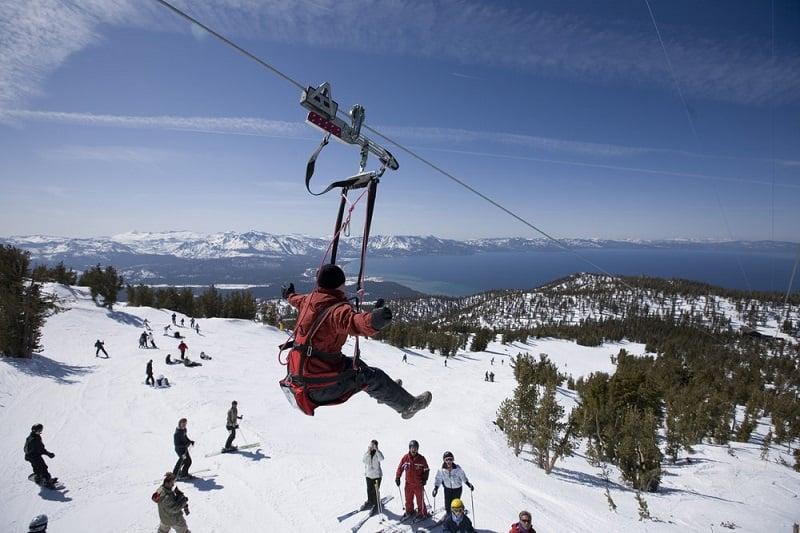 O que fazer com criança em South Lake Tahoe