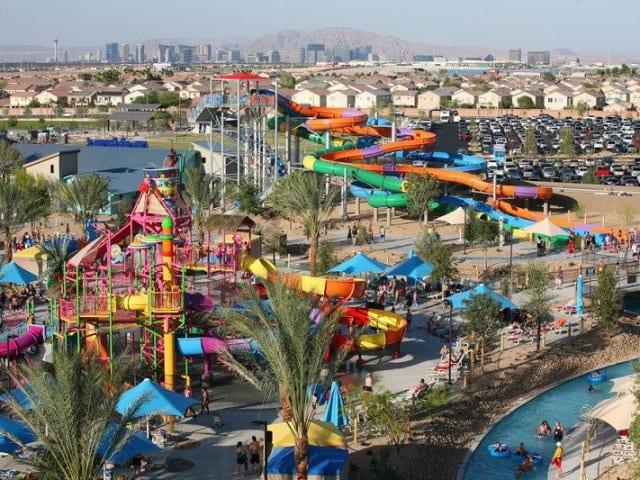 O que fazer com criança em Las Vegas