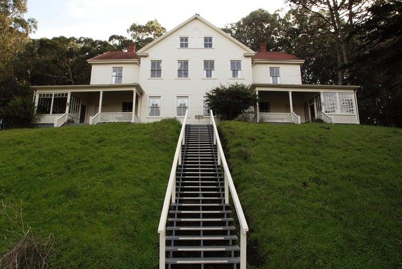 HI Marin Headlands Hostel em Sausalito