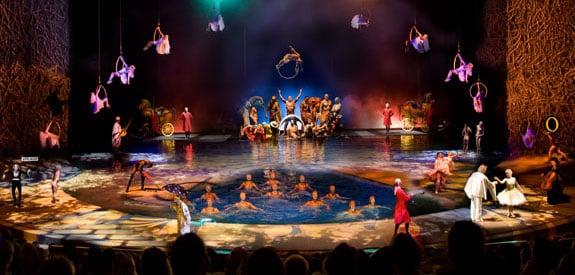 Shows e eventos em Las Vegas