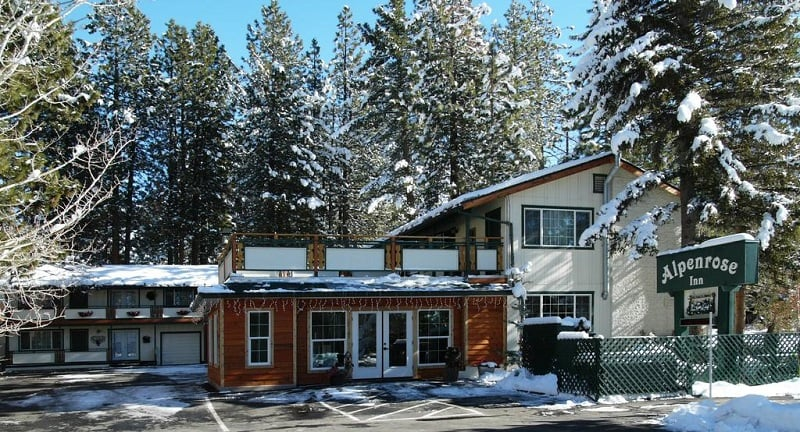 Hotel Alpenrose Inn em South Lake Tahoe