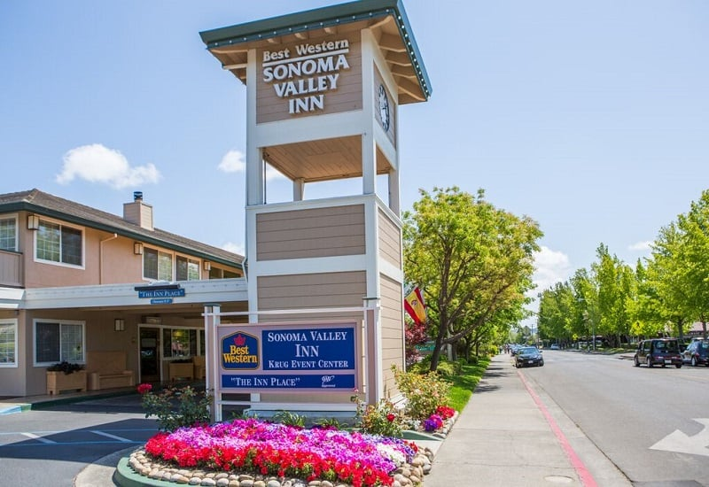 Hotel Best Western Sonoma Valley Inn & Event Center