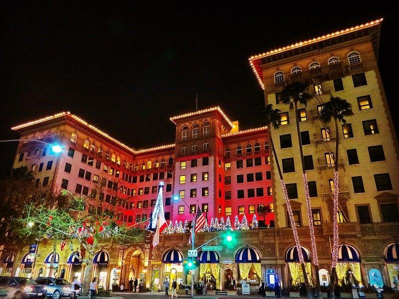 Beverly Wilshire para curtir a noite em Beverly Hills