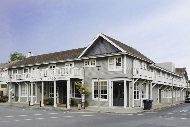 El Dorado Hotel em Sonoma