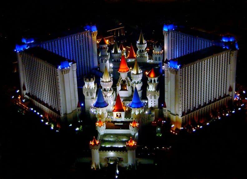 Excalibur Hotel & Casino em Las Vegas
