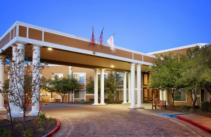 Grand Canyon Railway Hotel em Williams