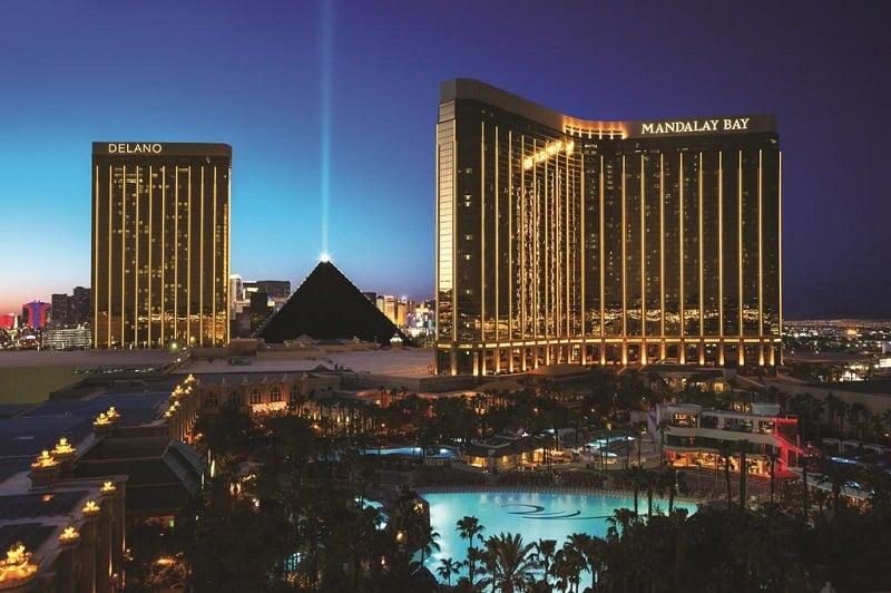 Hotel Mandalay Bay Resort & Casino em Las Vegas