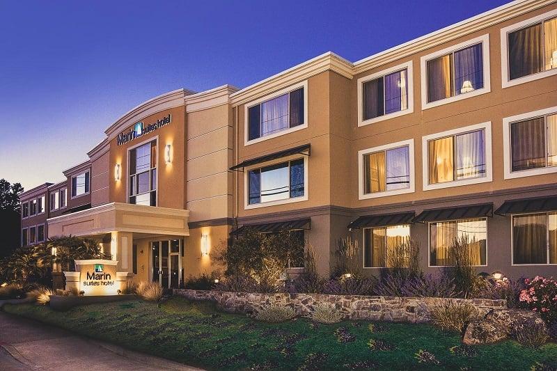 Marin Suites Hotel em Sausalito