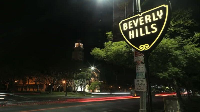 Lugares para curtir na noite em Beverly Hills