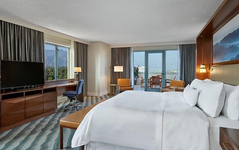 Melhores hotéis em Pasadena