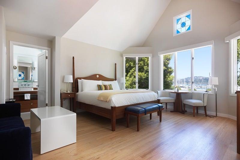 Dicas de hotéis em Sausalito
