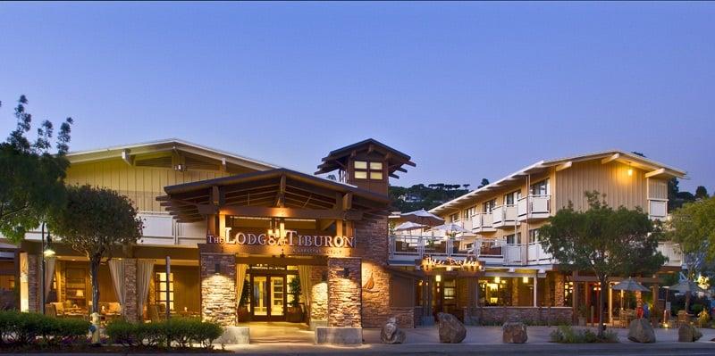Hotel The Lodge At Tiburon em Sausalito