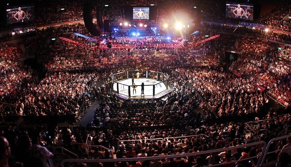 Ingressos mais baratos para o UFC em Las Vegas