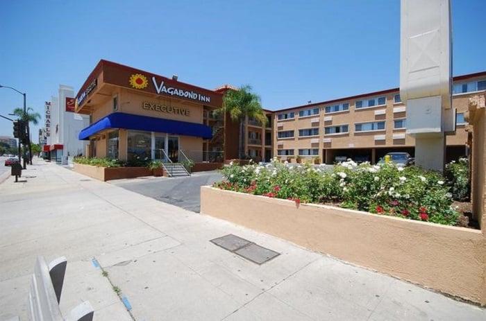 Hotel Vagabond Inn Executive Pasadena