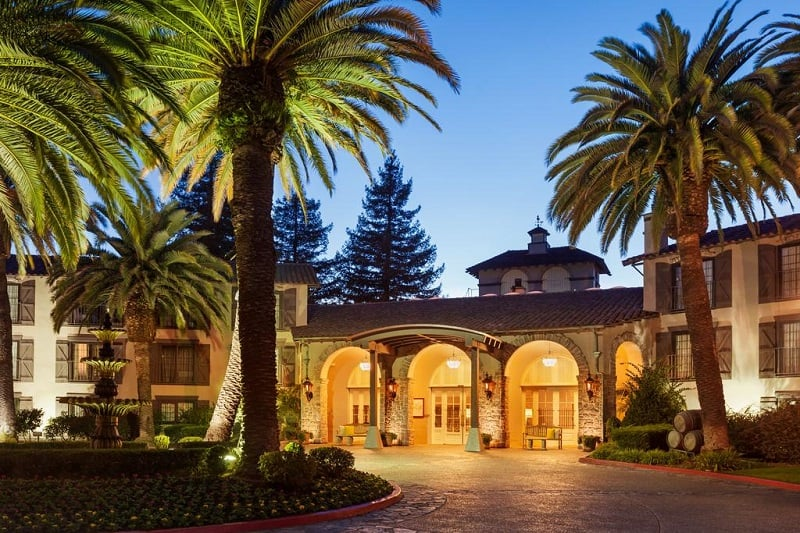 Hotel Embassy Suits Napa Valley em Napa Valley