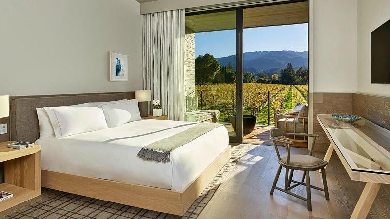 Melhores hotéis em Napa Valley