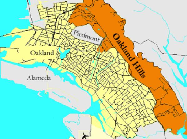 Onde ficar em Oakland: Melhores regiões