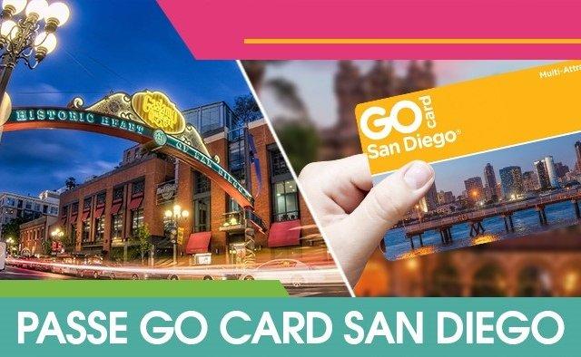 Onde comprar ingressos para o Go Card em San Diego