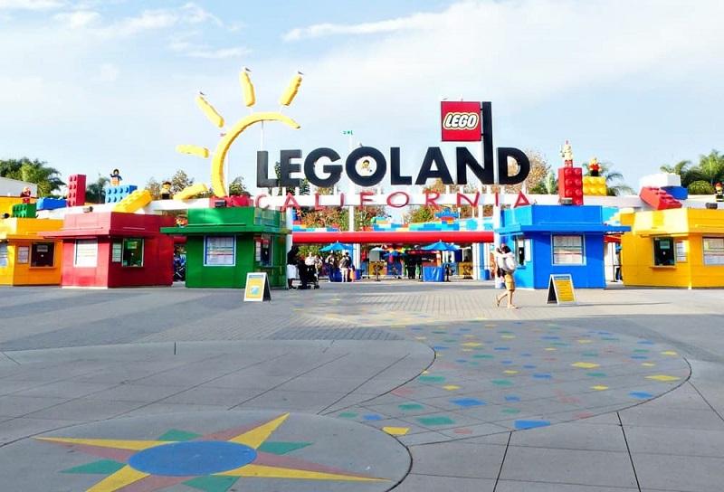Legoland na Califórnia