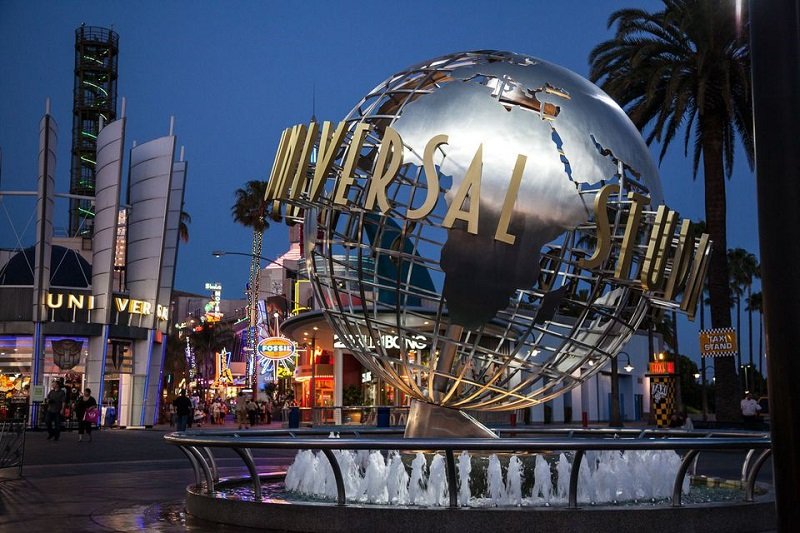 Go Card em Los Angeles para o Tour pela Universal Studios Hollywood
