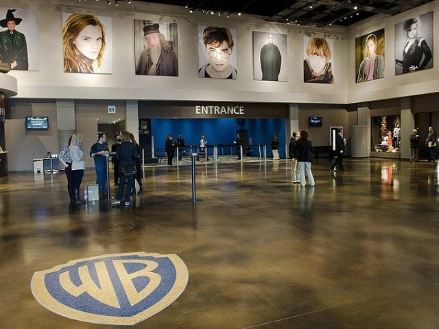 Tour Estúdio Warner Bros em Los Angeles