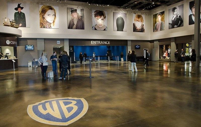 Tour Estúdio Warner Bros em Los Angeles