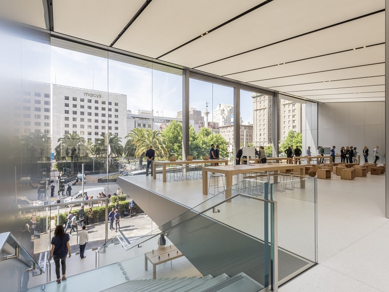 Apple Store em San Francisco